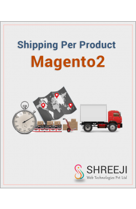 Shipping Per Product For Magento 2