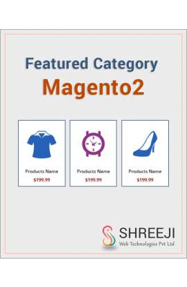 Featured Category for Magento2
