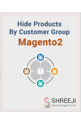 Hide Products By Customer Group For Magento2